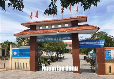Trường Tiểu học số 2 Quảng Văn
