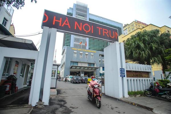 Trung tâm CDC Hà Nội - Ảnh: Ngô Nhung