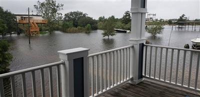 Lũ lụt tại bang Louisinana. Ảnh: Twitter