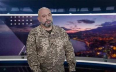 Phó Thư ký Hội đồng Quốc phòng và An ninh Quốc gia Ukraine, Thiếu tướng Sergey Krivonos