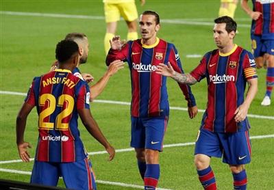 Barcelona tuyên chiến với La Liga