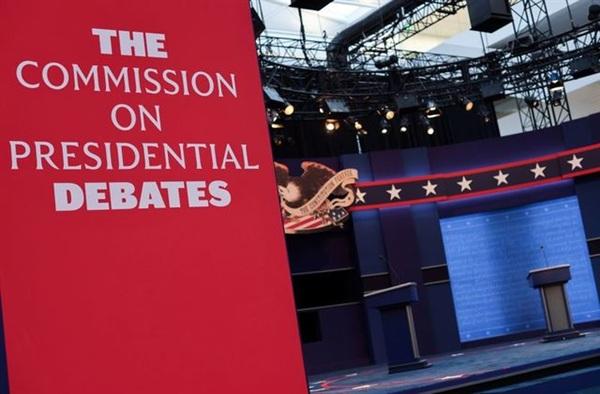 Cuộc tranh luận đầu tiên giữa 2 ứng viên Tổng thống Mỹ diễn ra tối 29/9 theo giờ địa phương tại Cleveland, Ohio.