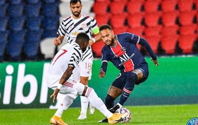 Neymar bị chỉ trích có mặt cũng như không ở trận đấu PSG 1-2 MU