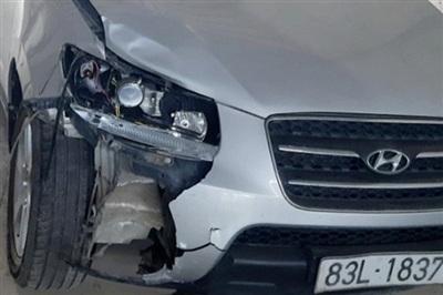 Chiếc xe tông chết người của đại gia Són