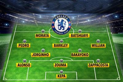 Chelsea rao bán cả đội hình 11 cầu thủ trụ cột