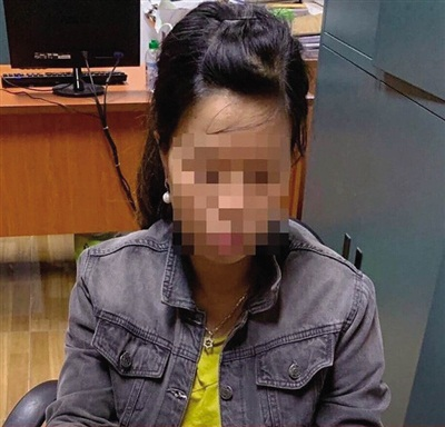 Người mẹ bỏ rơi cháu bé là P.T.T (SN 1989, trú tại Hà Tĩnh).