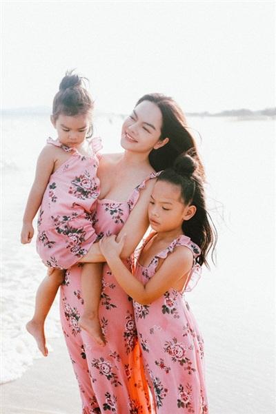 Sau những sóng gió trong chuyện tình cảm, Phạm Quỳnh Anh tập trung vào phát triển sự nghiệp và con cái.