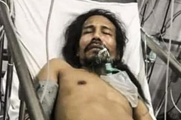 Ca sĩ Hồ Phàm được cấp cứu tại bệnh viện