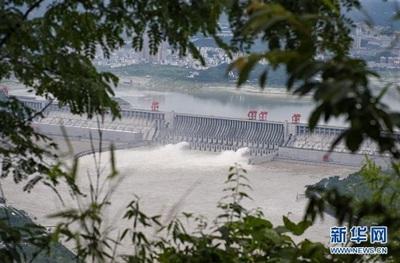 Đập Tam Hiệp cho đến nay vẫn là đập thủy điện lớn nhất thế giới. Ảnh: Tân Hoa Xã