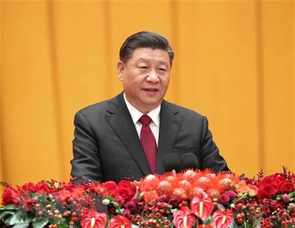 Chủ tịch Trung Quốc Tập Cận Bình. (Nguồn: THX/TTXVN)