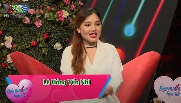 Tuấn Phong và Yến Nhi trong 'Bạn muốn hẹn hò'