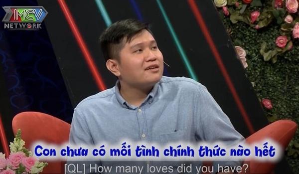 Dù đã 25 tuổi nhưng Tuấn Phong chưa có mối tình nào