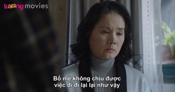 Quyết định trở lại Thượng Hải của Vương Mạn Ni khiến người nhà rất đau lòng