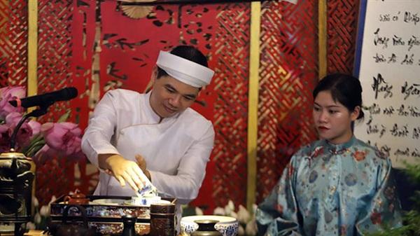 Tái dựng các nghi thức sinh hoạt văn hóa cung đình là điểm nhấn của khu di sản thế giới Hoàng thành Thăng Long
