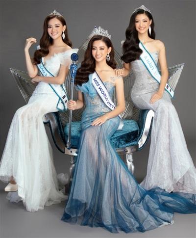 Ngoài Hoa hậu Việt Nam, Hoa hậu Hoàn vũ Việt Nam hay Miss World Vietnam cũng là những cuộc thi uy tín, được sự quan tâm của khán giả.