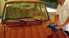 Ông Đoàn Ngọc Hải muốn bán ôtô cổ để xây nhà cho bệnh nhân nghèo