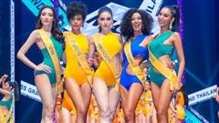 Thí sinh Hoa hậu Hoà bình Thái Lan 2020 gặp sự cố với bikini