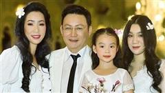 Bất ngờ nhan sắc của 2 cô con gái nhà nghệ sĩ Trịnh Kim Chi