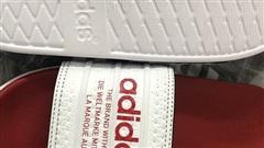 Bắt quả tang cơ sở sản xuất dép nghi nhái thương hiệu Adidas