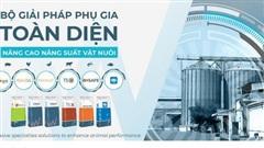 Wisium Việt Nam ra mắt bộ giải pháp phụ gia toàn diện giúp tăng năng suất vật nuôi