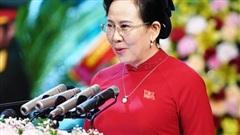 Đại hội Đảng bộ tỉnh đầu tiên cả nước, bà Lê Thị Thủy tái đắc cử Bí thư Tỉnh ủy Hà Nam