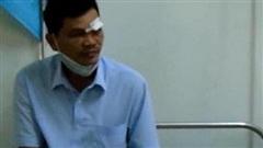 Thanh niên 'ngáo đá' tấn công người thi hành công vụ