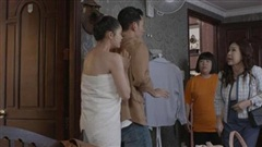 Trói buộc yêu thương - Tập 1: Bà Lan 'ngứa mắt' với bạn gái con trai út ngay lần gặp đầu tiên