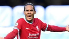 Van Dijk lười biếng, Wijnaldum từ chối gia hạn Liverpool