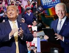 Bầu cử Tổng thống Mỹ 2020
