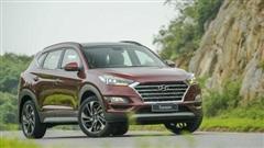Giá xe ôtô hôm nay 24/9: Hyundai Tucson dao động từ 799-940 triệu đồng