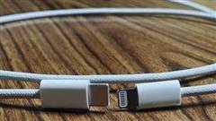 Lộ ảnh rõ nét của sợi cáp sạc đặc biệt sẽ ra mắt kèm iPhone 12