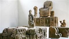 Độc đáo Bảo tàng Điêu khắc Chăm
