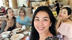 Thái Trinh nhập viện vì ngộ độc thực phẩm