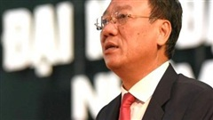 Đồng chí Đoàn Hồng Phong được bầu giữ chức Bí thư Tỉnh ủy Nam Định