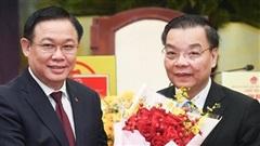 Tân Chủ tịch Hà Nội Chu Ngọc Anh