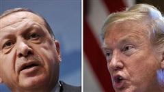 Thổ bất ngờ cảnh báo ông Trump: Ankara không phải thuộc địa