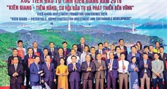 Kiên Giang tạo sức hút đầu tư vào công nghiệp hỗ trợ