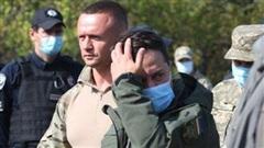 Ukraine: Tổng thống yêu cầu 'nhanh chóng điều tra' nguyên nhân vụ rơi máy bay quân sự