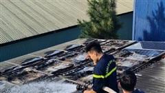 Hai vụ cháy xảy ra gần đây tại Gia Lai
