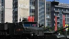 Quân đội Nga lần đầu tiên sử dụng hệ thống súng phun lửa hạng nặng mới nhất