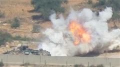 Tình hình chiến sự Syria mới nhất ngày 27/9: Thiết giáp Nga tan tành vì bị 'đánh úp' ở Syria