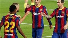 Mở màn La Liga mãn nhãn, Barcelona đại thắng 'tàu ngầm vàng'