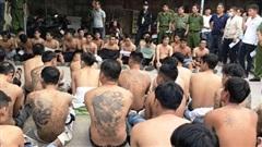 Bắt 59 đối tượng tham gia hỗn chiến tranh giành đất ở Đồng Nai