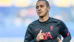 Liverpool sốt vó, Thiago dương tính với Covid-19