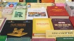 27 tác phẩm được trao Giải thưởng Sách quốc gia 2020
