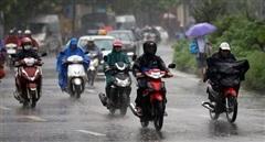 Ba miền đều có mưa giông