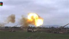 Chiến sự Armenia - Azerbaijan leo thang