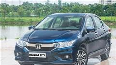 Giá xe ôtô hôm nay 30/9: Honda City giảm nhẹ