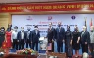 Mỹ tặng Việt Nam 100 máy thở hỗ trợ phòng, chống đại dịch COVID-19