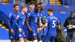 Chelsea thắng đẹp Crystal Palace 4-0